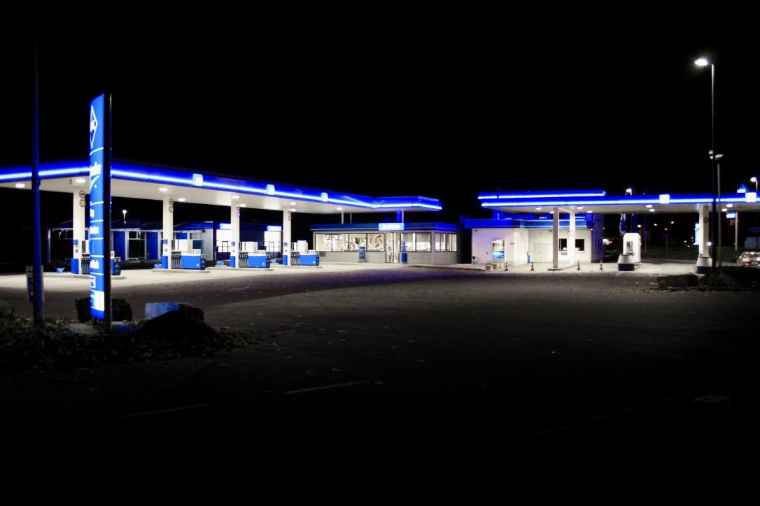 Tankstelle Deutschlandweit Ingenieurbüro Weiss
